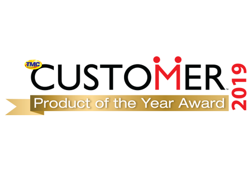 CUSTOMER product of the year 2019