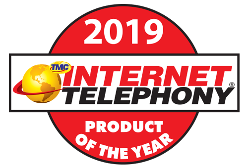 2019 Internet Telephony product of the year