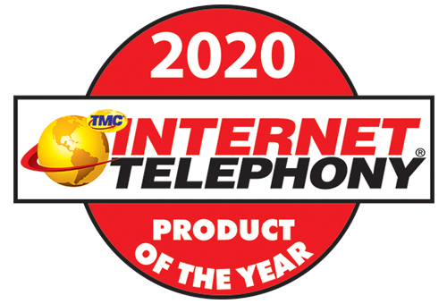 TMC internet telephony product of the Year 2020