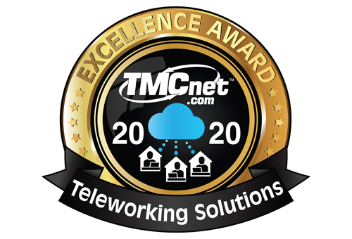 TMC teleworking solutions excelence award2020