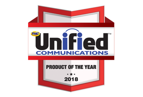 Unified communications products awards 2018 image