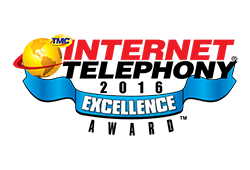 Internet telephony excellence award 2016
