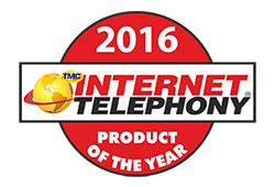 Internet telephony product of the year award 2016