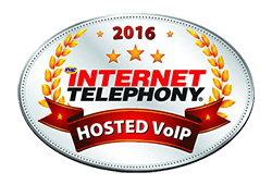 Internet telephony hosted voip award 2016