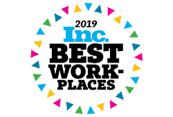 INC Best work places 2019