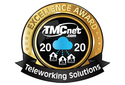 TMC teleworking solutions excelence award 2020