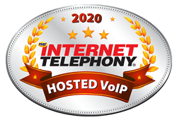 Internet Telephony award2020
