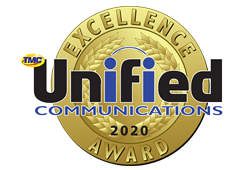 Tmc Unified communcations award 2020