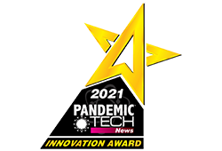 Pandemic Tech innovation award 2021