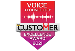 TMC Customer Excellency award 2021