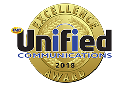 Unified Communications Excellence Award 2019