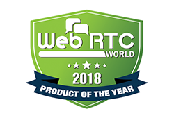 Web RTC Award 2018