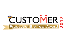 award for tmc Customer 2017