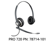 Plantronics Encore Pro 720
